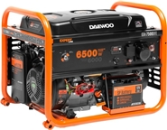 Бензиновый генератор Daewoo Power GDA 7500DFE